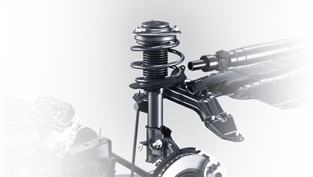 Subaru Crosstrek 2020 Front Suspension