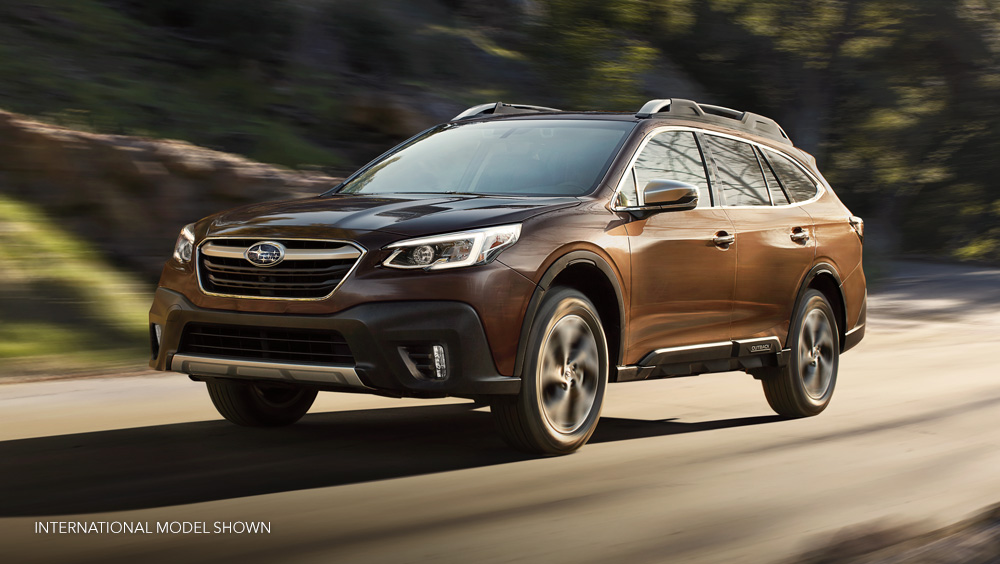 2020 Subaru Outback creates increased confidence behind the wheel