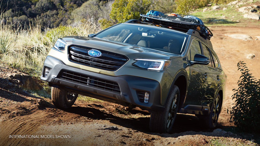 2020 Subaru Outback - Incredible value