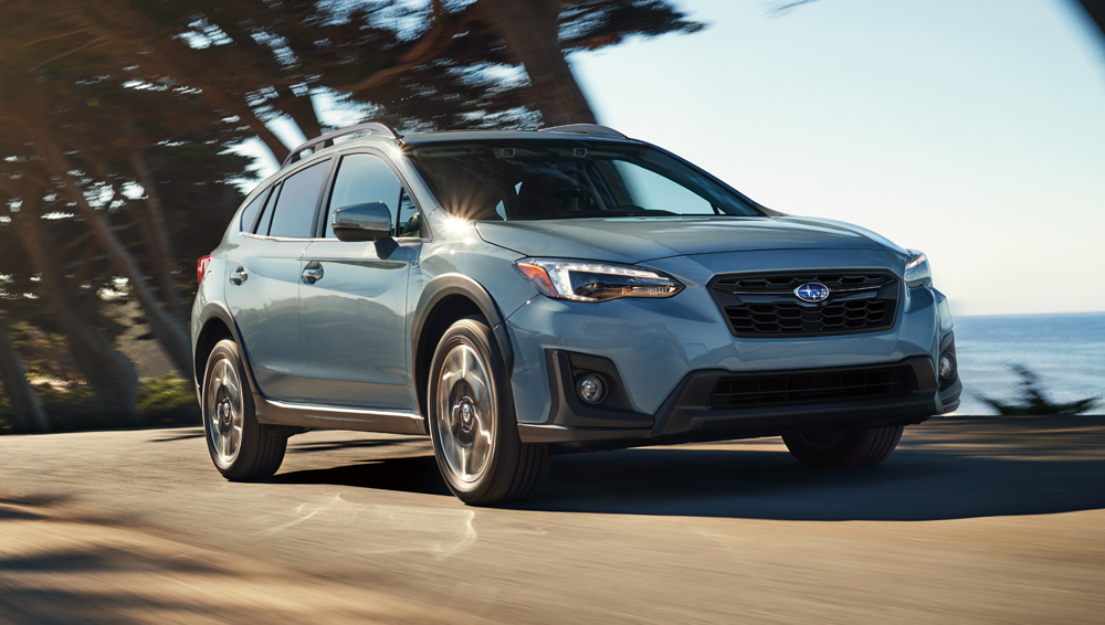 2018 Subaru Crosstrek Ride Quality